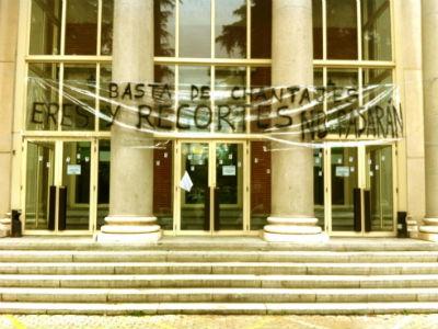Huelga en la Complutense contra los recortes - Público.es