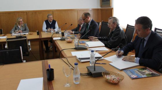 Reunión del Consejo Social de la UA / UNIVERSIDAD ALICANTE. Fuente: El País
