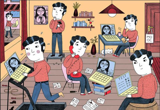 Ilustración: Ana Albero. Fuente: eldiario.es